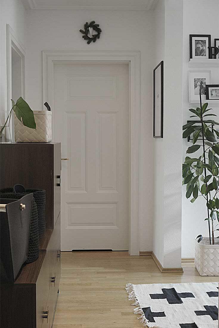 schwedische wohndesign Aufbewahrung Teppiche