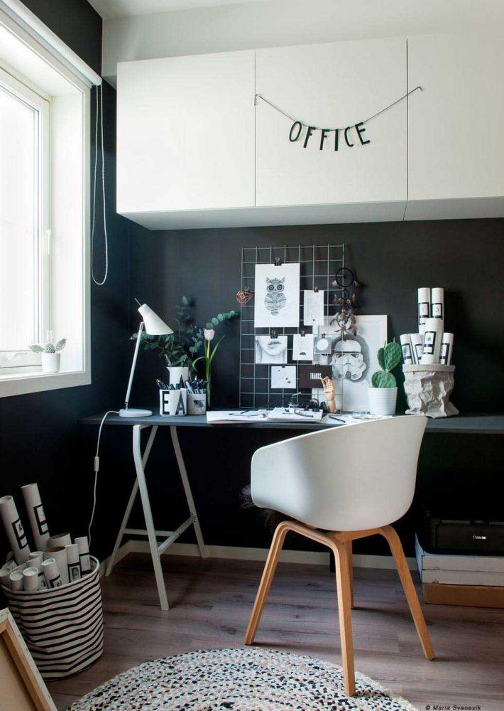 Das schönste Haus des Norwegen Home-office