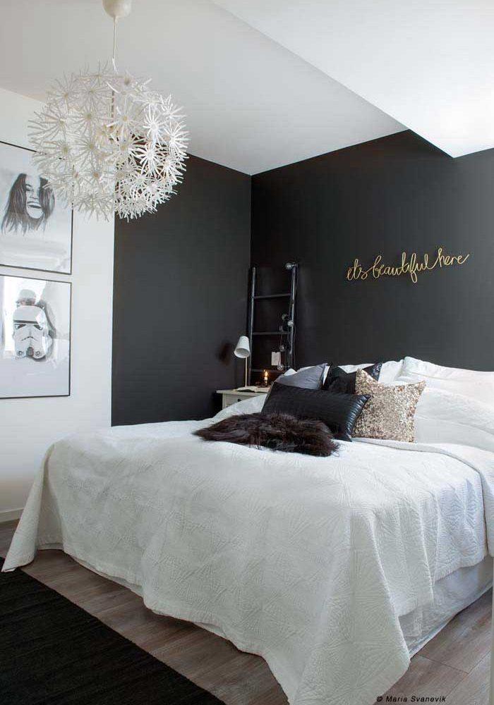 Schönste Haus des Norwegens Schlafzimmer