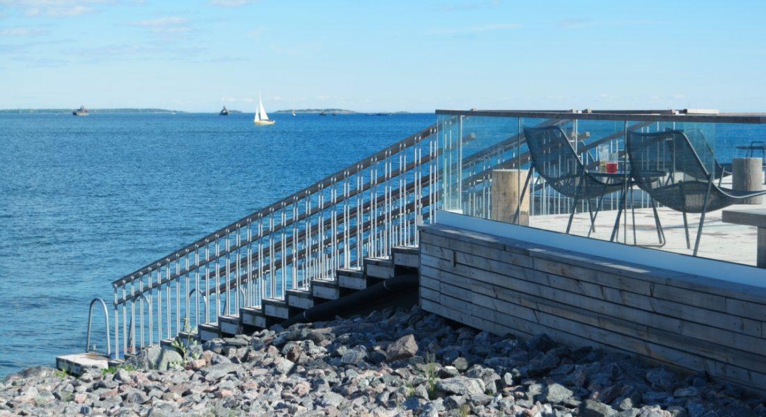 Löyly Helsinki Schwimmen