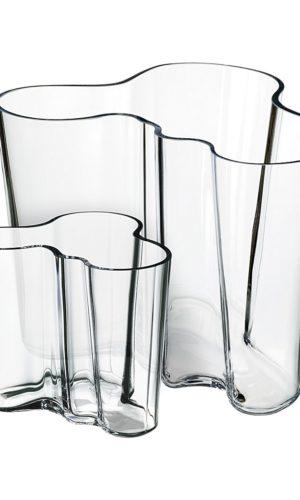 Design Klassiker Savoy Vase von Alvar Aalto