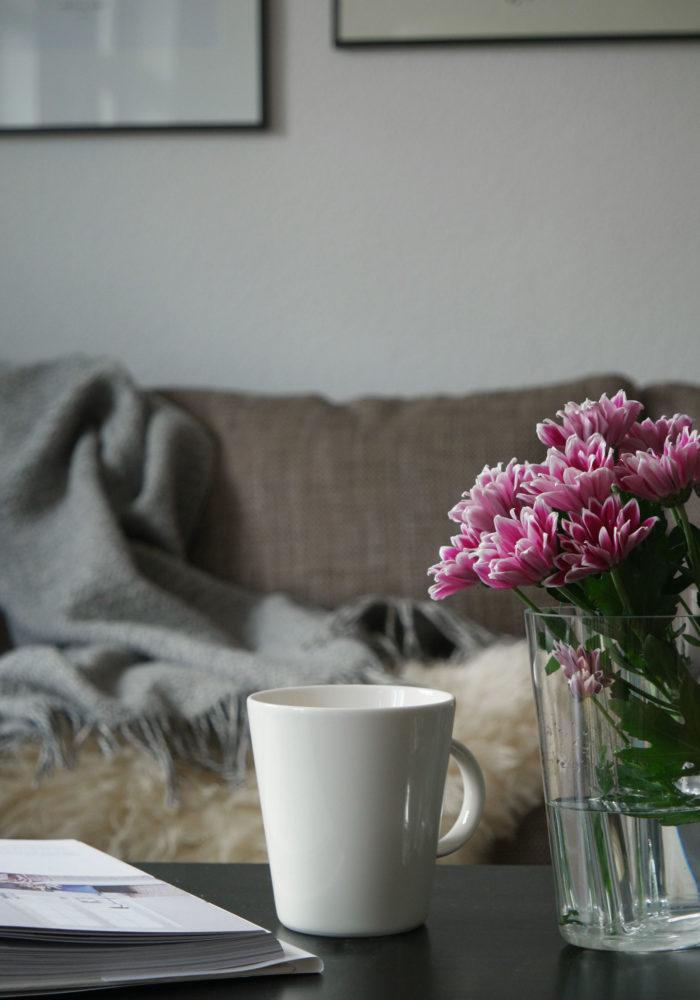 Kaffeepause Lammfell Nordic Butik