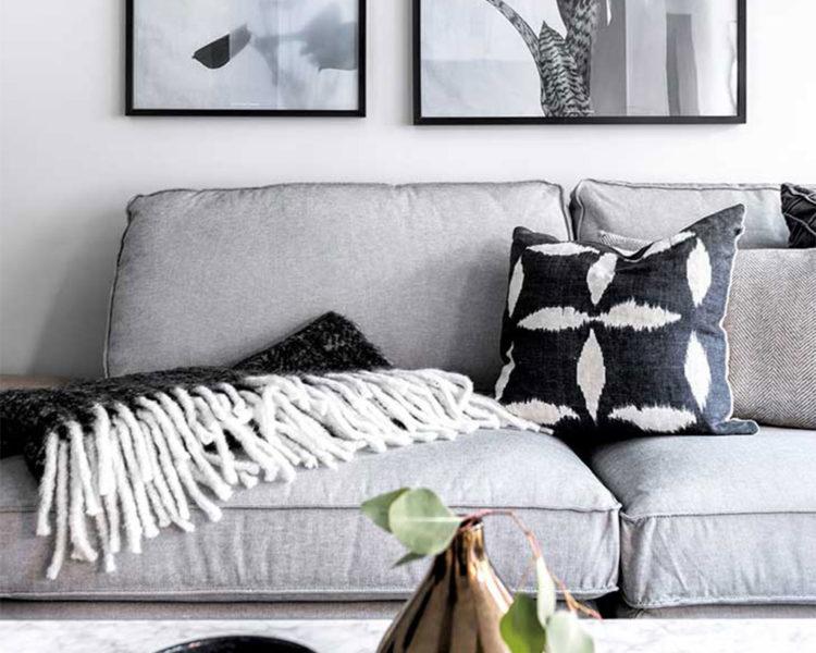 Skandinavische Kissen und Decken Nordic Butik