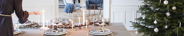 skandinavische Weihnachtsdeka bei Nordic Butik