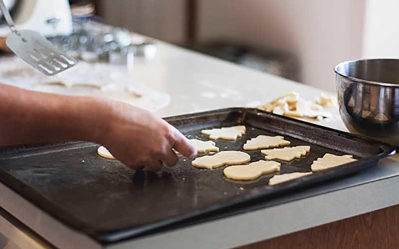 Schwedische Lebkuchen backen Rezept blog Nordic Butik