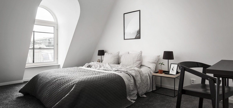 Schwedische Stil Schlafzimmer