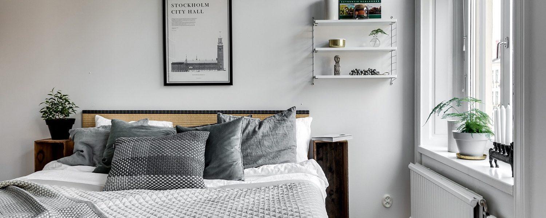 Schwedische Schlafzimmer Deko Nordic Butik