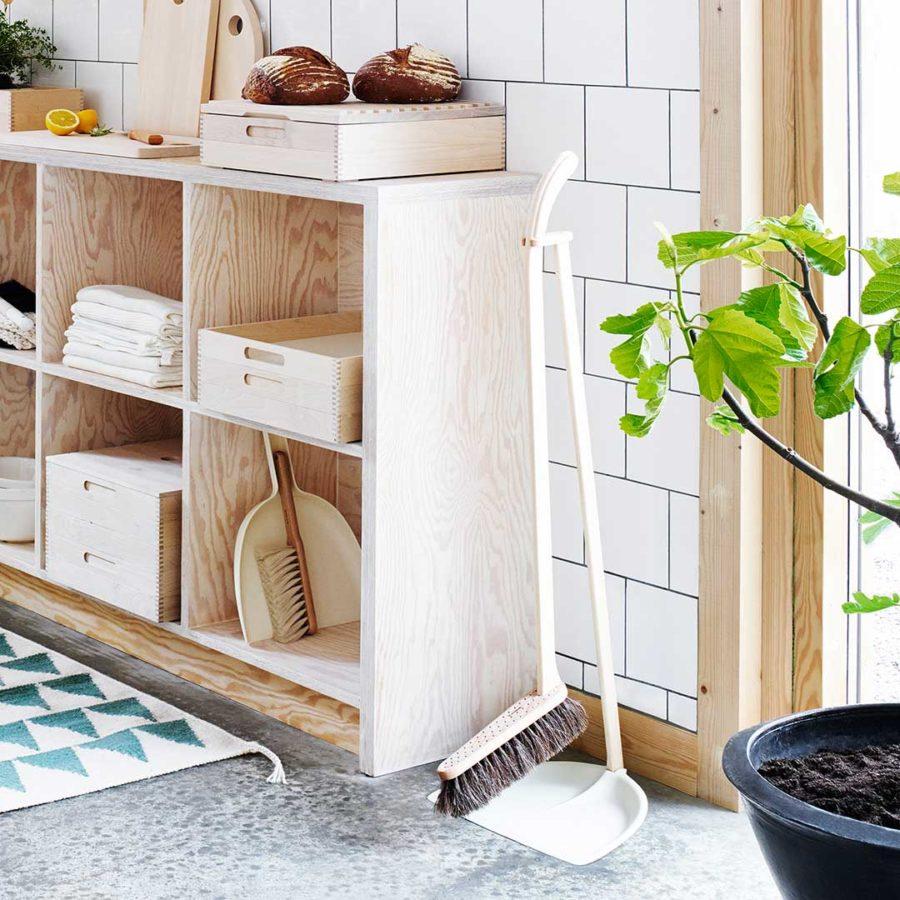 Nordische Design Iris Hantverk Bürste Handgearbeitet Nordic Butik
