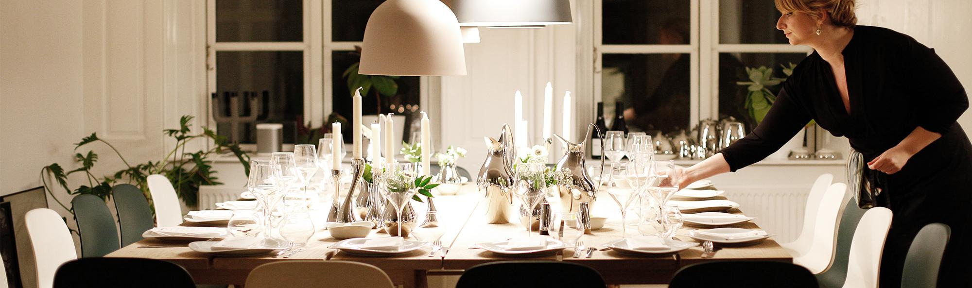 Tisch skandinavische decken - skandinavischer Stil nordic butik