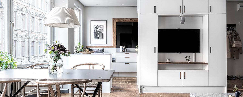 Lagos schwedische Wohnung minimalistisch my nordic
