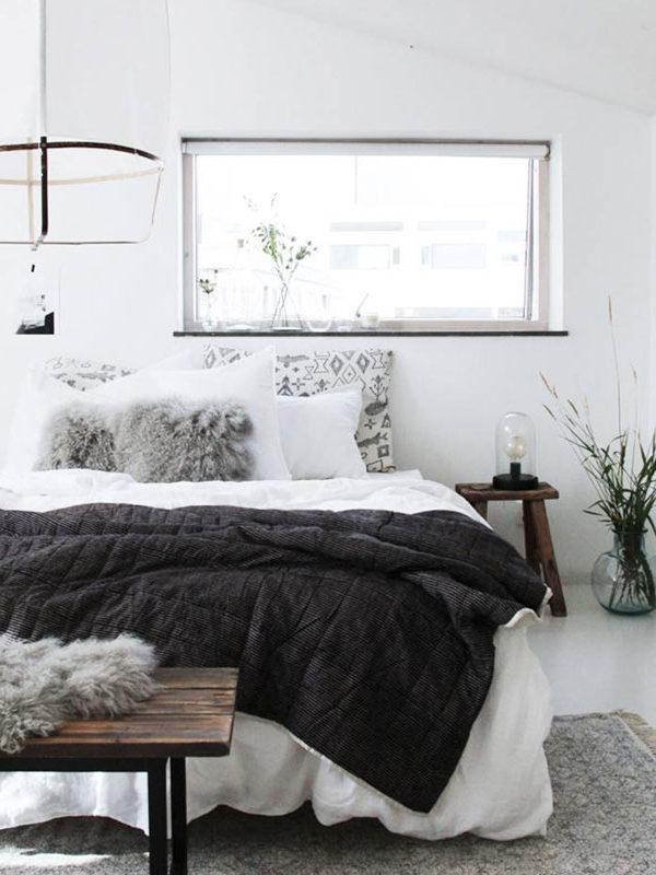 Schlafzimmer Sweden Way of Life by Niki Brantmark