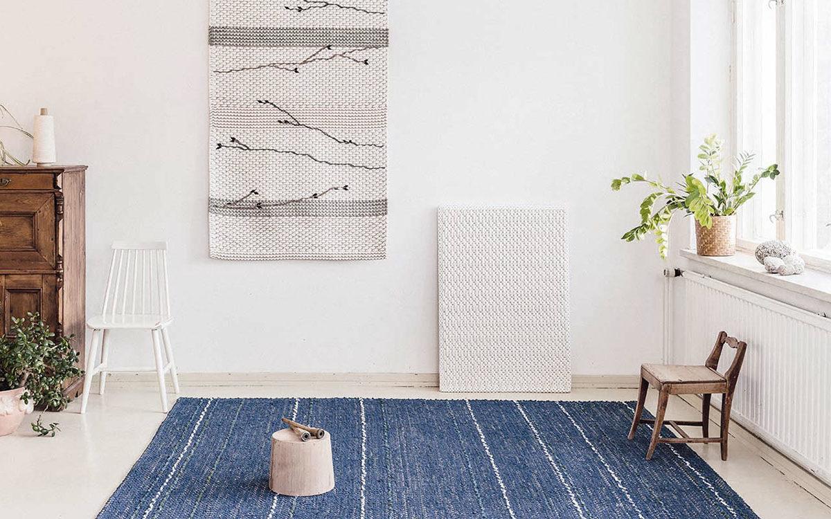 Teppich kaufen: Stilbruch skandinavisch Nordic Butik Blog