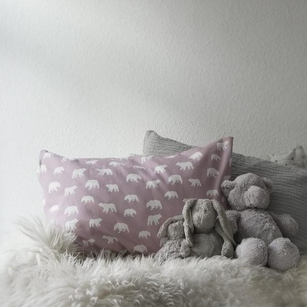 Kinderkissen Polar Bear Motiv nordische Stil nordic butik