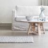 Teppich Loop aus recycelten PET-Flaschen Nordic Butik