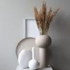 Pastille Vase Weiß Cooee Design Nordic Butik