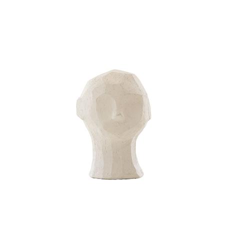 Skulptur Olufemi Limestone Cooee Design Nordic Butik