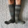 Wollsocken handgefertigt MYSSY handmade My Nordic