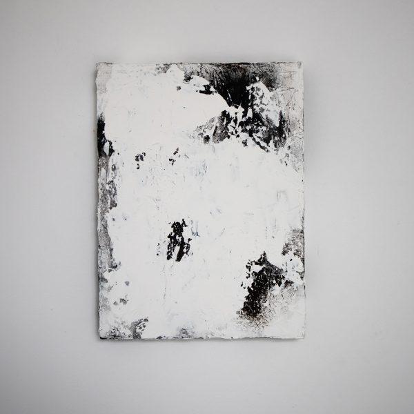 """Handgemalte Acrylbild 50x70cm """"PROMISE ME"""" Piritta Sillanpää"""