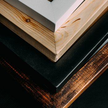 Rahmen Bilder Wand verschiedene Arten Material Farbe Nordic Butik Journal