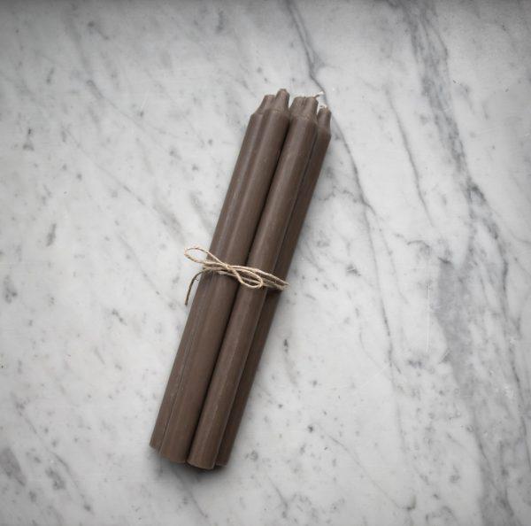 Rustic kronkerzen Braun Nordic Butik